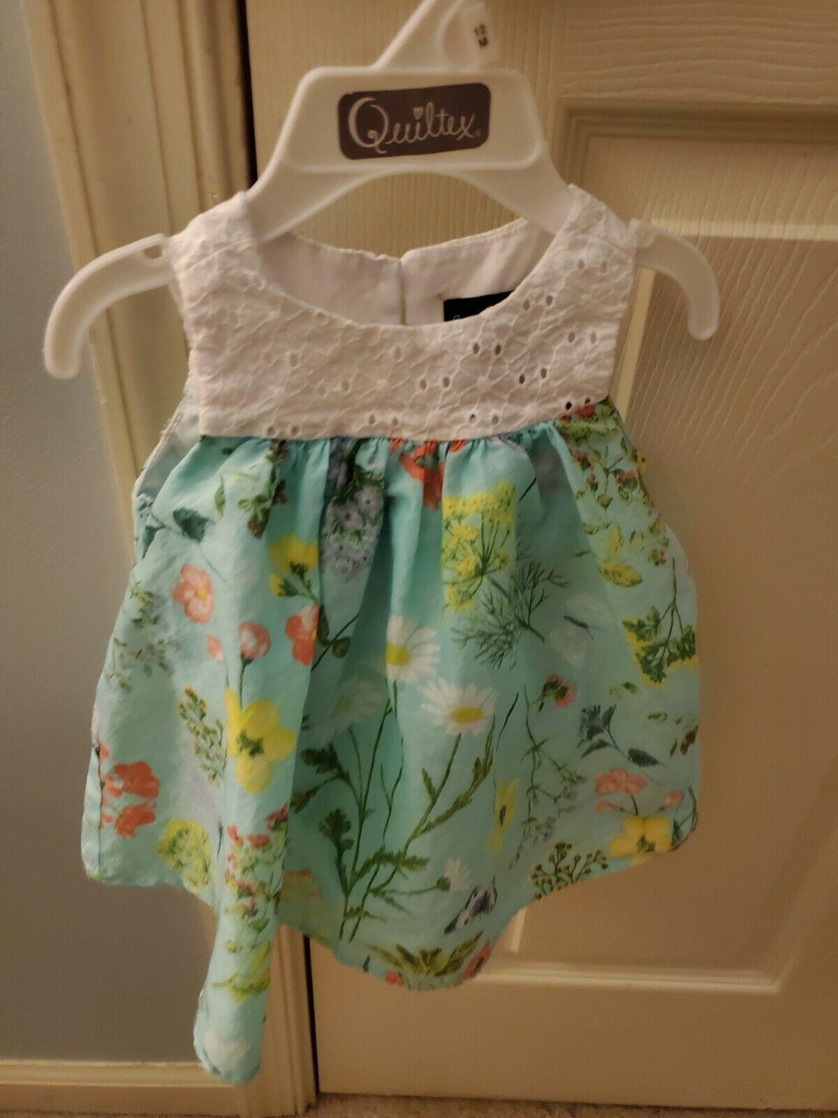 12 Mos. Cynthia Rowley Baby  with panties