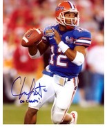 Chris Leak signed Florida Gators 8x10 Photo 06Champs - $15.95