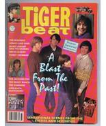 ORIGINAL Vintage 1987 Tiger Beat Magazine The Monkees Jackson Five Osmonds - $18.51