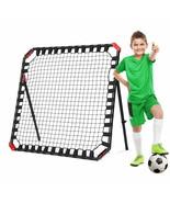 Portable Soccer Rebound Trainer, 4ft x 4ft Rebounder, Improve Football S... - $166.45