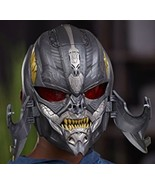 Transformers The Last Knight MEGATRON Voice Changer Mask 8 Phrases & Gui... - $29.94