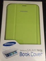 Official Samsung Book Stand Cover Case For Galaxy Note 8.0 Tablet -Green  - $11.64