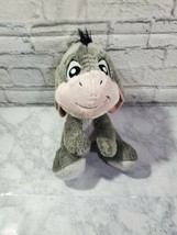 Disney Parks Plush Eeyore Donkey 11 Inch Stuffed Animal Gray Toy Kids Gift - $16.81