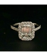 $55,928 Tiffany & Co SOLESTE 2.30ct Emerald VS1 Diamond Engagement Ring ... - $26,333.01