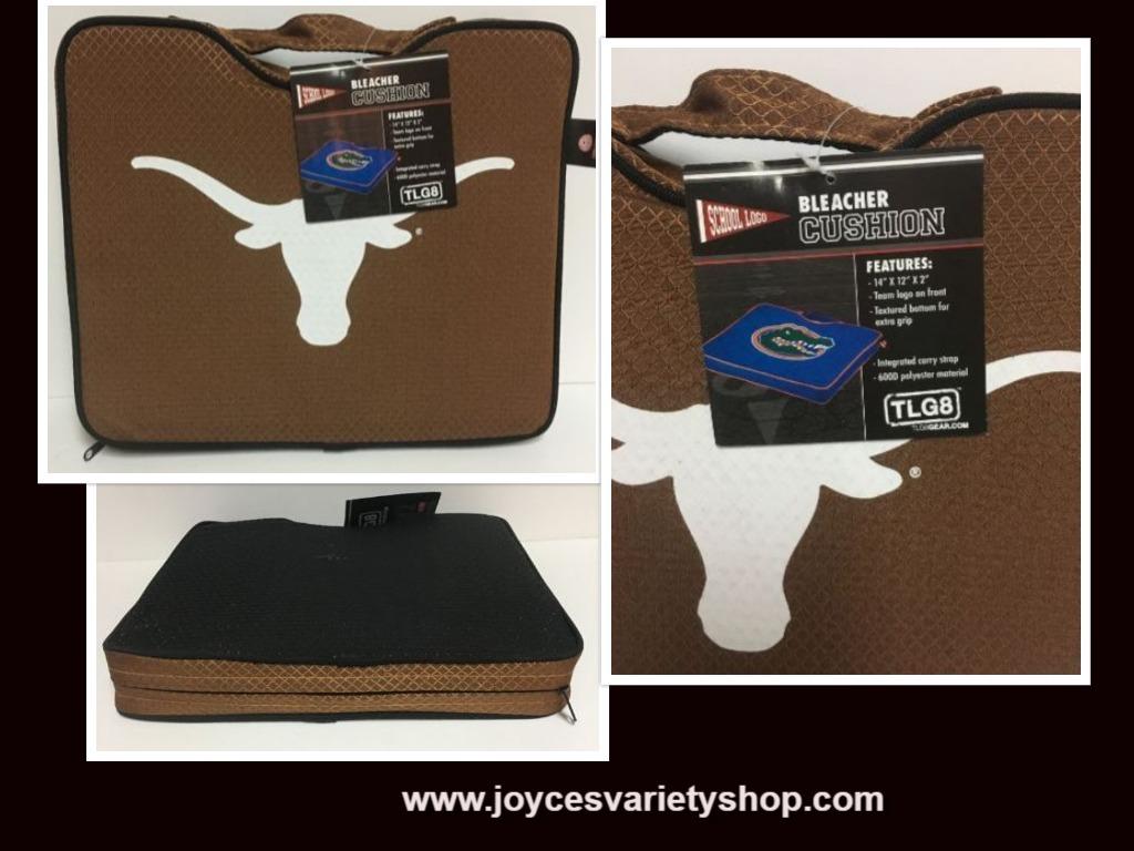Texas longhorns cushion web collage