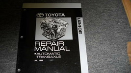 2000 Toyota Celica U240E Auto Transaxle Repair Manual - $34.60