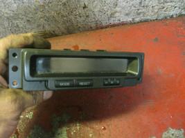 03 05 04 Hyundai xg350 oem dash mounted digital clock info display 95710-39011 - $9.89