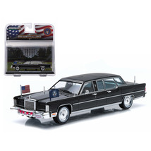 1972 Lincoln Continental Gerald Ford Presidential Limousine 1/43 Diecast... - $30.17