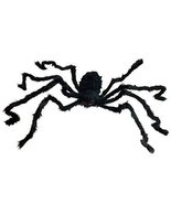 New Giant Large Outdoor Spider For Halloween Creepy Decorations Nearly 5... - $94.04