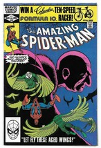 Bronze Age 1982 Amazing Spiderman Comic 224 from Marvel Comics The Vulture - $14.85