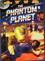 The Phantom Planet (DVD, 2002) Coleen Gray, Richard Kiel, Delores Faith - $6.50