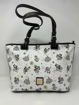 Disney Dooney & and Bourke Holiday Tote Christmas Minnie Mickey Mouse Pu... - $267.29