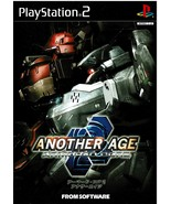 Armored Core: Another Age (SLPS-25040) PlayStation 2, PS2, Japanese Version - $9.99