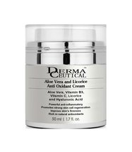 Aloe Vera & Licorice Antioxidant CREAM – DermaCeutical - $19.00+