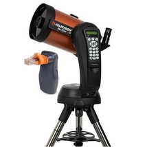 Celestron NexStar 6 SE Schmidt-Cassegrain Computerized Telescope Wifi Ki... - $3,782.91 CAD