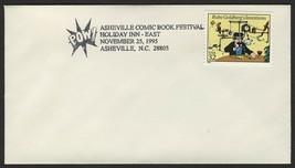 """Asheville Comic Book Festival Nov 25, 1995, """"Rube Goldberg's Inventions"""" - $1.00"""