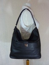 NWT Furla Classic Onyx Black Pebbled Leather Jo Vertical Tote Bag - $324.31