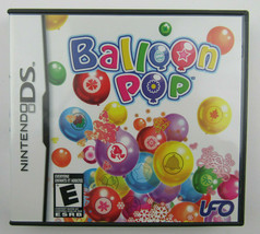 Balloon Pop (Nintendo DS, 2009) Complete - $10.95