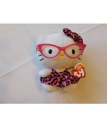 """Ty original beanie babies hello kitty by sanrio 5.75 """"grand toy good condition - $16.02"""