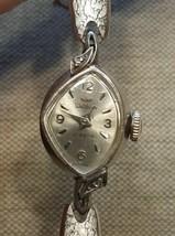 Waltham 17 Jewels Ladies Wrist Watch 10K Rolled Gold Plated RGP Bezel France - $135.58