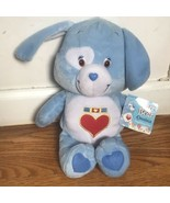 Care Bears Cousins Loyal Heart Dog Plush Stuffed Animal Soft Toy NEW NWT - $49.99