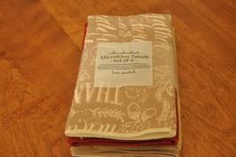 Assorted Fall Ultra Absorbent Microfiber Towels  (Set of 4) - $7.75