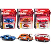 Majorette Vintage Set of 3 pieces 1/59, 1/61, 1/64 Diecast Model Cars by... - $40.75