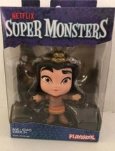 Netflix Super Monsters Cleo Graves Collectible 4-inch Figure New In Box - $6.07