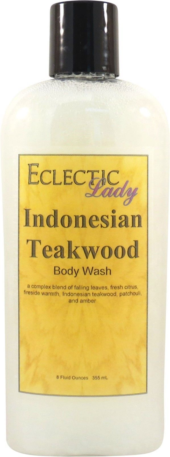 Primary image for Indonesian Teakwood Body Wash