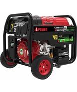 A-iPower SUA12000ED 12,000 Watt Dual Fuel Portable Generator Propane or ... - $1,376.10