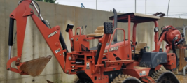 2012 DITCH WITCH RT80 For Sale In Quarryville Pennsylvania 17566 image 2