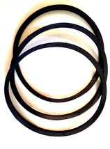 *New 3 Replacement BELT SET* for use with Delta Rockwell  TS 34-450 34-802 - $18.80