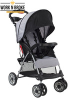 Kolcraft Cloud Plus Lightweight Stroller with 5-Point Safety System and... - $93.03