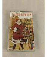 Wayne Newton A Merry Little Christmas Cassette - $2.66