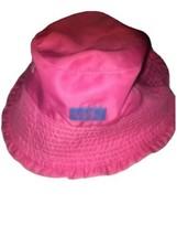 UV Skinz Ladies Size 7 Summer Hat Pink Reversible - $14.85