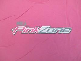WBCA PinkZone Womens Basketball Green Bay Phoenix T Shirt Size XL - $6.99