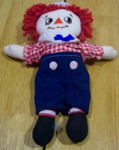 "Applause RAGGEDY ANDY 9"" Plush STUFFED ANIMAL Toy - $15.35"
