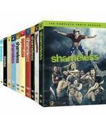 Shameless :The Complete Series Seasons 1-10 (2011,DVD,31-Disc) Boxed Set - $83.99