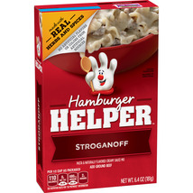 Betty Crocker Hamburger Helper Stroganoff Hamburger Helper 6.4 Oz Box - $2.50