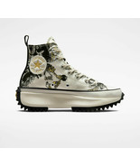 NIB*Womens*Converse Run Star Hike Hybrid FLoral *White Gold*6-10*Sneaker - $170.00