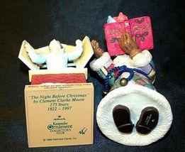 Hallmark Keepsake Ornaments Away to the Window & Toy Shop Serenade AA-191792A C image 4