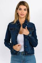 Womens Denim Jacket  image 2