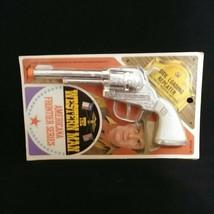 """Cap Pistol """"The Western Man"""" Americana Series All Metal Western Series M... - $77.35"""