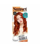 [MiseEnScene] Hello bubble 8S (Sunset Orange) - $13.66