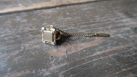 Gold over Sterling Silver Anson Tie Tack - $23.76