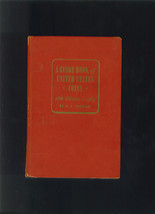 Original 1962 Whitman RED Guide book of United States COINS 1963 16th Ed... - $4.99