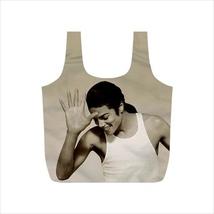 Recycle Bag MJ michael Jackson work gym grocery shopping handbag - $18.00+