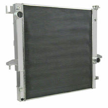 ALL ALUMINUM RADIATOR 2711AL FOR 03-09 DODGE RAM 2500 3500 4500 5500 MEGA CAB image 5