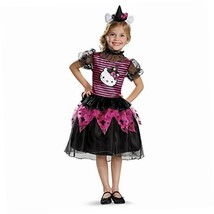 Hello Kitty Witch Classic Toddler Costume, Medium (3T-4T) - $20.30
