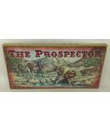 NEW Vintage 1980 The Prospector Board Game Gold Mining SEALED - $59.39